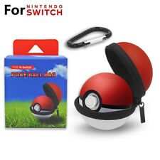 Carrying Case Cover for Nintendo Switch Poke Ball Plus Controller Bag Pouch Skin