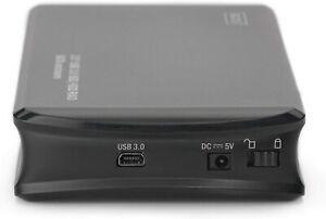 Digitus 2, 5'' Usb 3.0 SSD/HDD Raid Sata Gehäuse