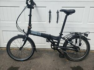 "Dahon Vitesse 20"" wheels Folding Bike internal hub 7speed.  Needs nothing, great"