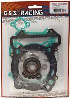 NEW Primary Drive Steel Kit /& O-Ring Chain Fits Kawasaki KDX200 1986–1990