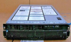 IBM MXE 460 8874-2RU Server Quad 64Bit Dual Core 3GHz CPUs 16GB SAS VT