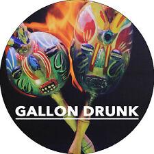 CHAPA/BADGE GALLON DRUNK . beasts of bourbon kim salmon surrealists jon spencer