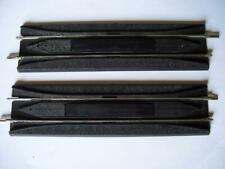 Hornby 2 x R620 Steel Uncoupling Straights Track Rail Good Condition OO HO GAUGE