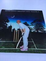 ELTON JOHN - Greatest Hits Volume II - 1976 - Vinyl LP - VG+