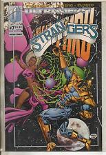 Malibu Comics Strangers #7 December 1993 Break-Thru VF