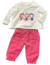 New Baby Girl 2 Piece Autumn/Winter/Summer Set Size: 00 (6M)