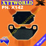 FRONT Brake Pads KYMCO People One 125i 2013 2014 2015