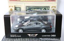 MAZDA XEDOS 6 METAL DARK GREY 1992 NEO 44923 1/43 GRIS 1/43 LEFT HAND DRIVE LHD