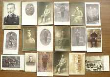 Russian Imperial 18th Artillery Brigade Collection of 18 Photos Iwangorod Poland