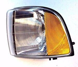 NIB Dodge Ram SPORT Corner Light Driver Side Left LH Turn Signal Lamp Marker