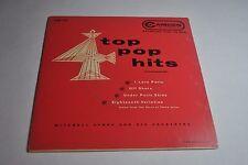 Mitchell Ayres (CAE-122) 4 Top Hits - I love Paris / Off shore / Under Paris...