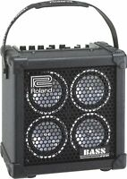 Roland MICRO CB-RX Micro Cube Bass RX Battery-Powered Combo Amp FREE 2DAY