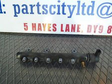 NISSAN QASHQAI AND XTRAIL 2.0 DCI AUTOMATIC 2011 FUEL INJECTOR RAIL 0445214155
