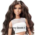 Barbie Dolls Signature The Looks 2021 GTD89 #1 Posable Lina New