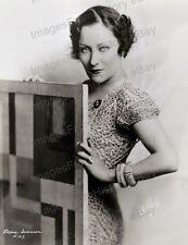 8x10 Print Gloria Swanson Portrait by Irving Chidnoff 1933 #GSC