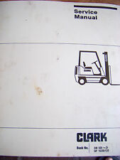 s l225 manuals & books in compatible equipment make clark, model year  at bayanpartner.co