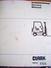 s l225 manuals & books in compatible equipment make clark, model year  at gsmportal.co