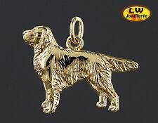 Pendentif  GOLDEN RETRIEVER - Pendant GOLDEN RETRIEVER DOG