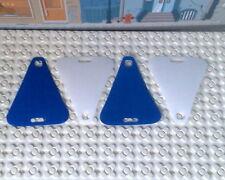 Lego 4 Segel für Winter Village Market 10235 Neu!