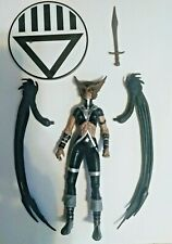 DC DIRECT Green Lantern Blackest Night BLACK LANTERN HAWKGIRL LOOSE/COMPLETE