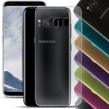 Ultra Slim Cover für Samsung Galaxy Hülle Case Silikon Schutzhülle Bumper Tasche