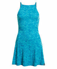 Superdry Mujer Vestido Racer Rib Swing Turquoise