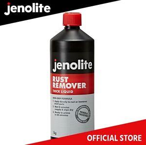 Jenolite Car Van Rust Killer Remover Removal Thick Liquid Treatment Metal 1kg UK