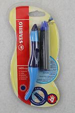 NEU! OVP! Stabilo EasyOriginal ergonomischer Tintenroller, Füller, blau
