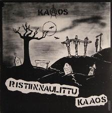 KAAOS Riistinnaulittu Kaaos LP Havoc Records pressing
