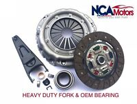 Land Rover Discovery 1 200TDI and 300TDI Clutch and Fork Kit Heavy Duty LR009366