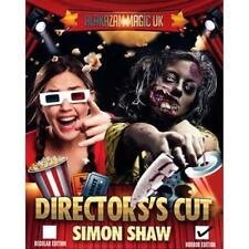 Director's Cut 2 Horror w/Online Instructions by Simon Shaw and Alakazam Magic