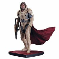 Man of Steel:Superman Jor-El 1/6 Scale Iconic Statue Dc Collectibles PAINT FLAW