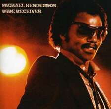 Michael Henderson - Wide Receiver        new cd