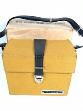Vintage Sunset Tiara Polaroid Camera Bag Hard Case With Shoulder Strap