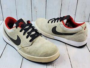 Nike Nike SB Paul Rodriguez 5 454057-100 Better World Shoe V Gray Sz 9.5 EUC