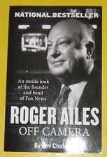 Roger Ailes Off Camera 2013 First Edition New Biography Great Pictures! See!