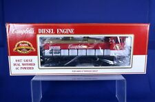 K-Line O Scale Campbell's Soup Advertising Billboard Powered Diesel Engine
