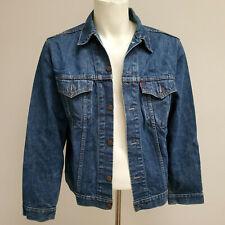 Levi's Men Jean Button Down Jacket Sz 44