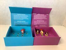 Lot of Disney Store Mini Promotional Figures Minnie Mickey Tinkerbell Jessie Toy