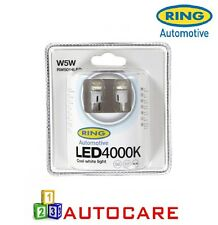 Ring W5W led 4000K cool white light RW5014LED