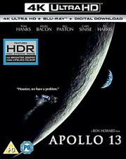 Apollo 13 (4K UHD + Blu-ray + UV) [2017] [DVD]
