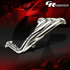 J2 FOR S2K AP1//AP2 EXHAUST MANIFOLD 4-2-1 RACE HEADER+BLUE WASHER CUP BOLTS