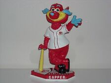 GAPPER Cincinnati Reds Mascot Bobble Head MLB Thematic Base Limited Edition New*