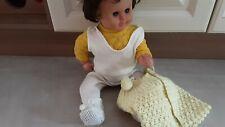 Alte Cellba Puppe mit Stimme