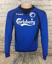 FC Copenhagen Football Jumper Sweatshirt Kappa Sz XS / Extra Small Mens