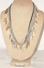 Stella & Dot Freya Fringe Necklace - Gorgeous & Versatile! New in Box! RV $118