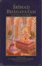 Srimad Bhagavatam 3.2 by A.C. Bhaktivedanta Swami Prabhupada Spanish Hardcover