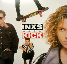 INXS ‎– Kick Vinyl LP 25th Anniversary Petrol Electric 2012 NEW/SEALED 180gm
