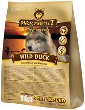 Wolfsblut Wild Duck Small Breed 15 kg Hundefutter mit Ente