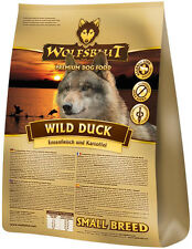 Wolfsblut wild Duck Small Breed 15kg